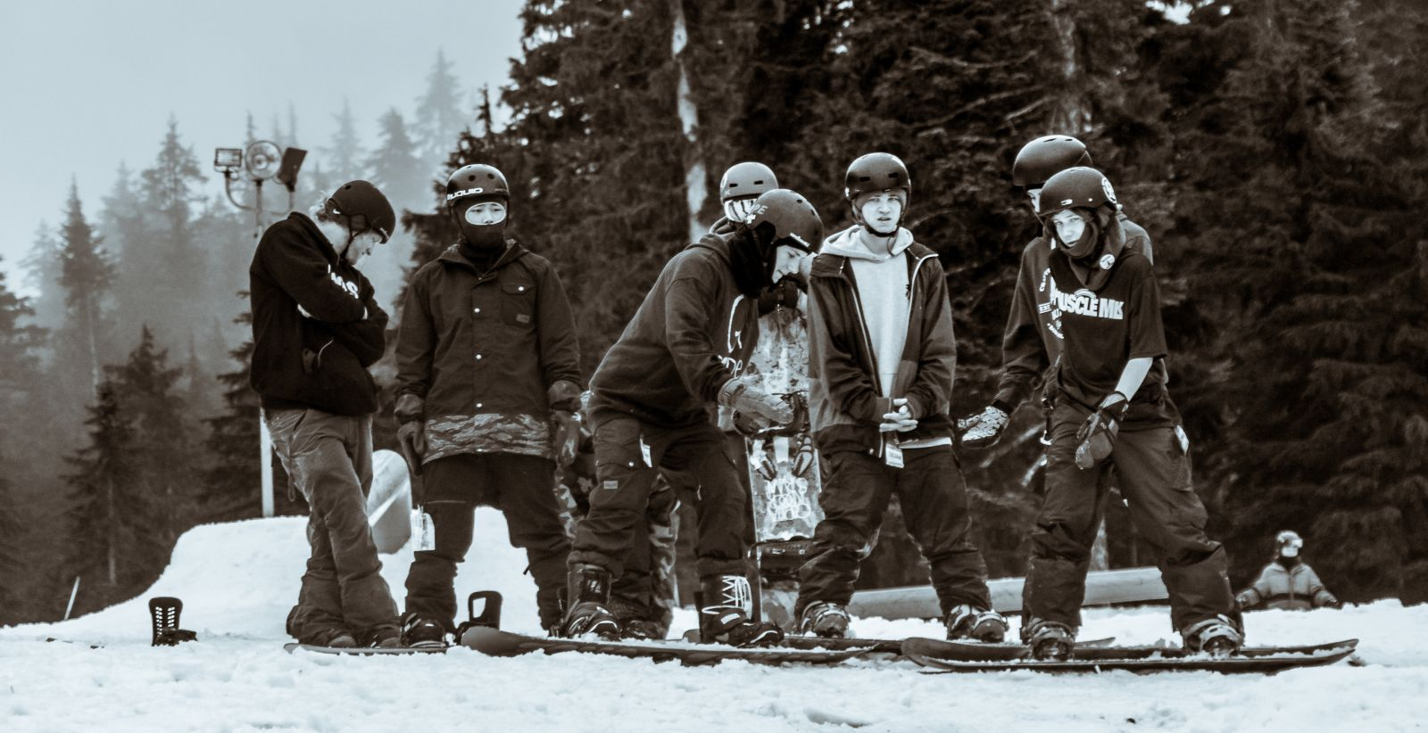 Mt Seymour's Development Team